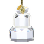 Our First Christmas Ornament 2016, Wedding Cake - Lenox Ornaments