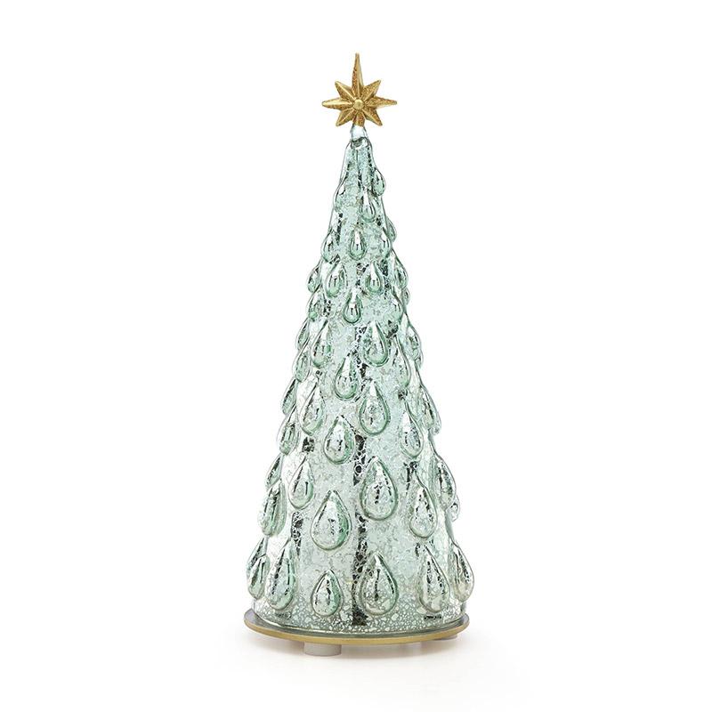Lit Teardrop Tree Decoration 2018 | Lenox Christmas Ornaments
