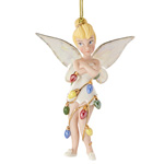 Lenox All Wrapped Up Tinker Bell Christmas Tree Ornament