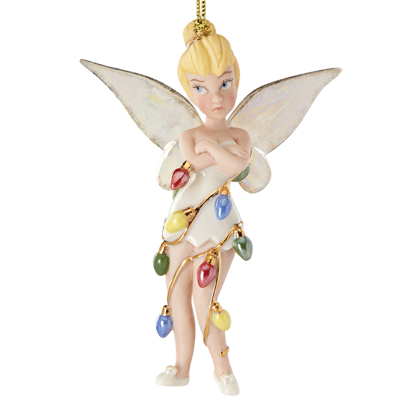 tinkerbell christmas figurines - photo #27