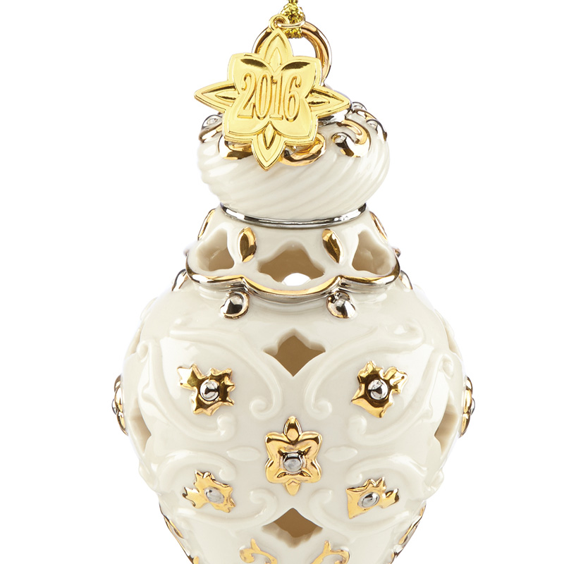 Lenox Christmas Annual Ornament 2016   Lenox Christmas ...