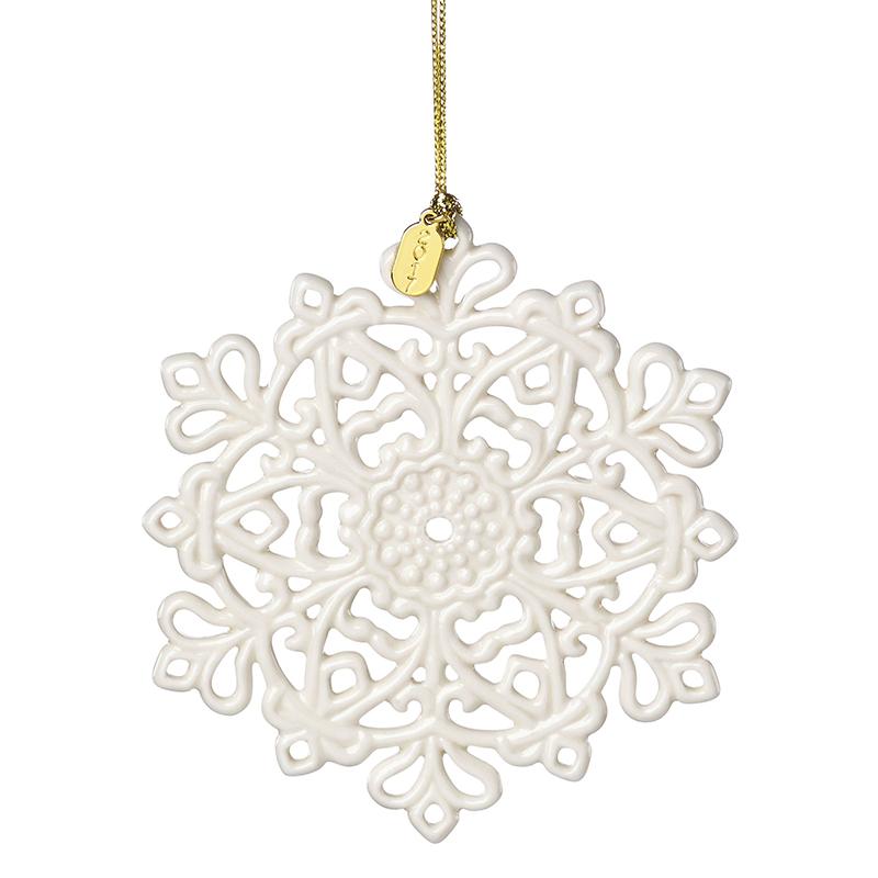 snow fantasies snowflake ornament 2017 snowflake. Black Bedroom Furniture Sets. Home Design Ideas