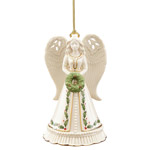 Lenox Holiday Angel Bell 2018 Ornament | Lenox Christmas Ornament | Christmas Bell
