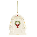 2017 Lenox A Year To Remember Porcelain Ornament