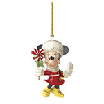 2017 Lenox Sweet Heart Minnie Mouse Christmas Ornament
