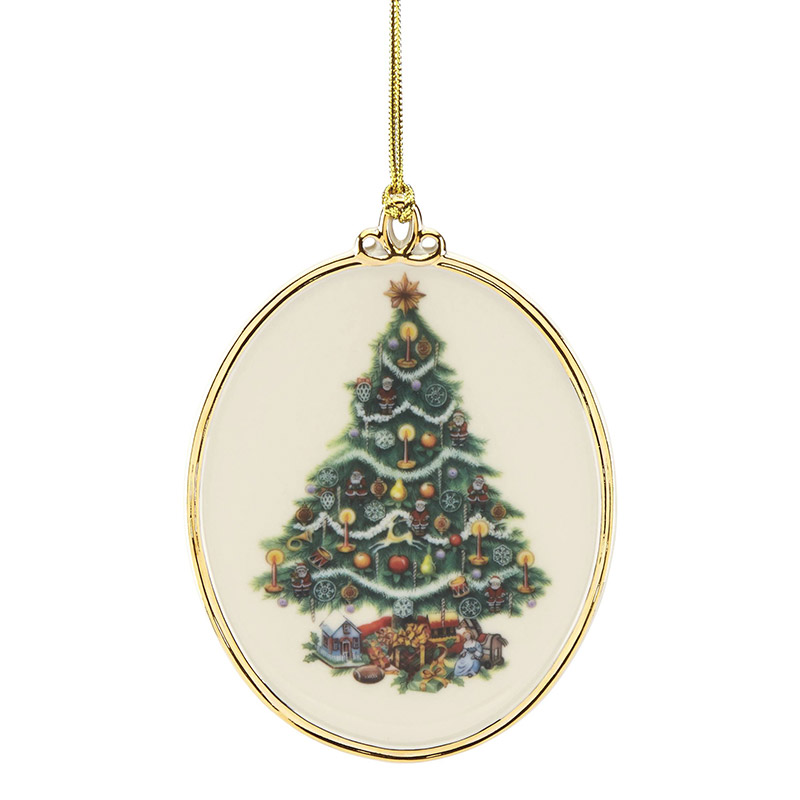 Trees Around The World, USA Ornament 2018