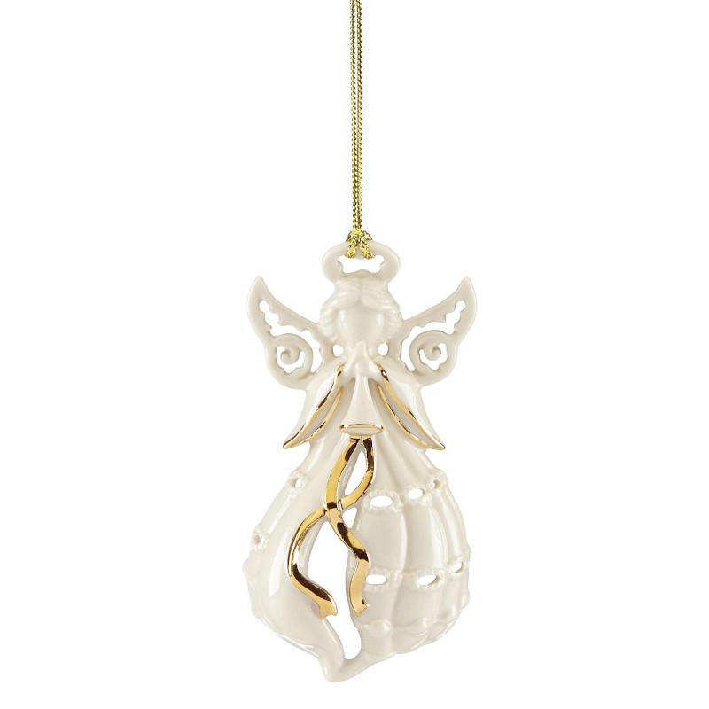 Lenox Christmas Ornaments.2019 Lenox Angel Of The Sea Ornamentporcelain Christmas Ornament By Lenox