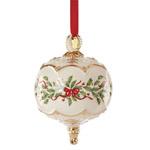 2019 Lenox Holiday Porcelain Christmas Ornament