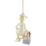 2019 Lenox Grinchy Gifts Porcelain Ornament