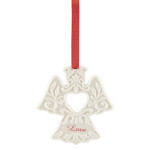 2019 Love Angel Charm Christmas Ornament