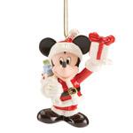 2019 Lenox Merry Mickey Mouse Christmas Ornament