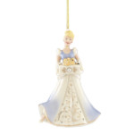 2019 Lenox Princess Cinderella Porcelain Ornament