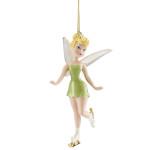 2019 Lenox Skating Tinkerbell Porcelain Ornament