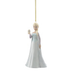 2019 Lenox Snow Queen Elsa Porcelain Ornament