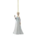 2019 Lenox Snow Queen Elsa Porcelain Ornament