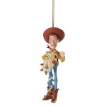 2019 Lenox Woody Christmas Cowboy Porcelain Ornament