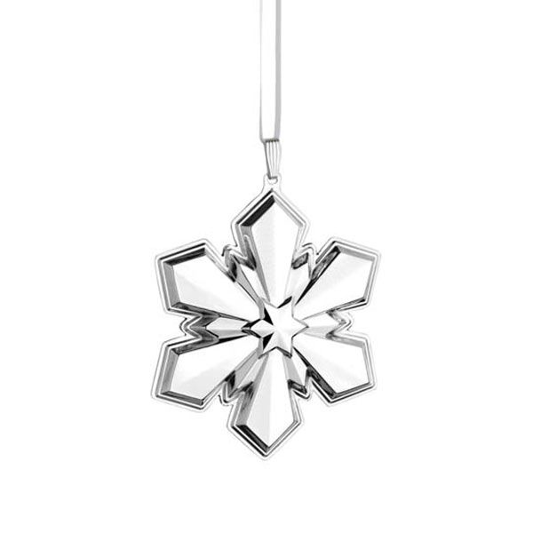 2015 Lunt Annual Star Sterling Silver Ornament | Silver Superstore