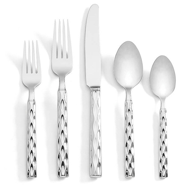 Truro Platinum 18 10 Stainless Flatware Pattern By Michael