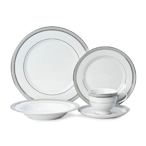 Mikasa Platinum Crown Dinnerware  sc 1 st  Silver Superstore & Mikasa Platinum Crown Dinnerware | Silver Superstore