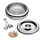 Stainless Steel 6pc Entertaining Set
