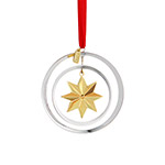 2018 Nambe Annual Silverplate Christmas Ornament