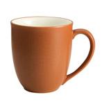 Colorwave Terra Cotta Mug by Noritake