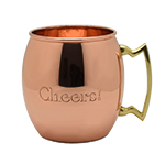 Cheers Copper Moscow Mule Mug by Old Dutch International