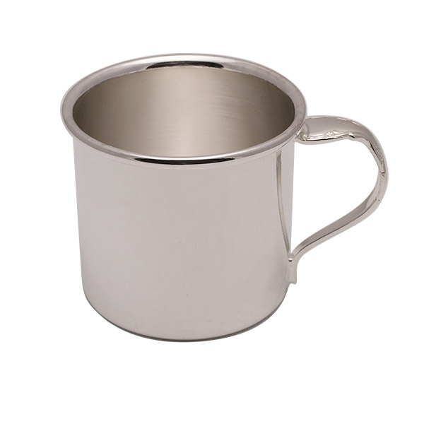 Oneida Affection Silver Plated Baby Cup Silversuperstore Com
