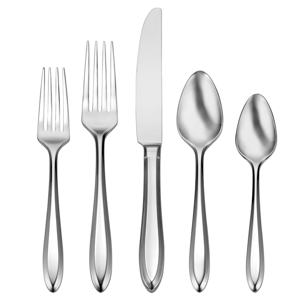 Oneida Patrician Stainless Flatware For Less
