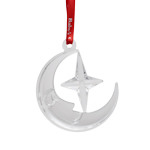 2017 Orrefors Baby's First Ornament