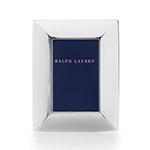 Ralph Lauren Beckbury Silver Plate Picture Frames