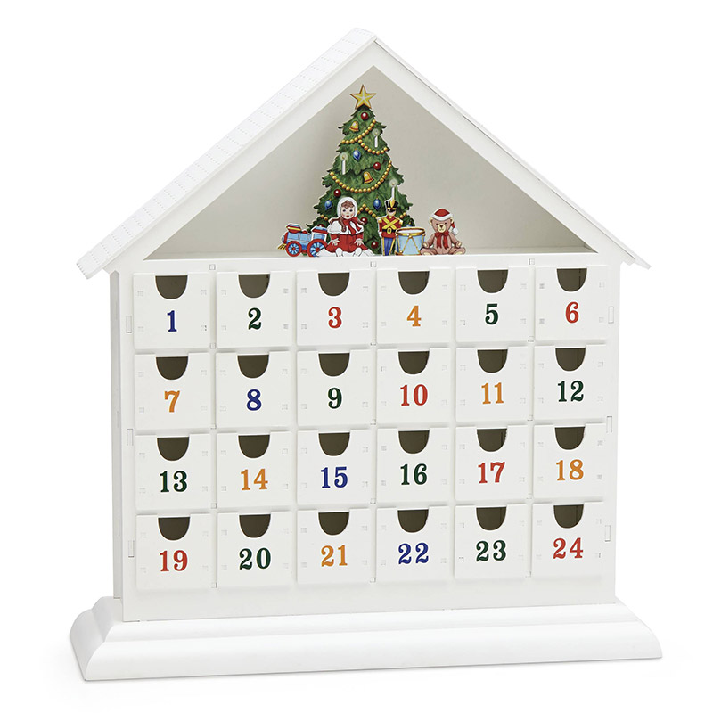 reed and barton 2018 vintage advent calendar christmas advent calendar reed and barton advent calendars