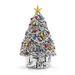 Reed and Barton Vintage Christmas Musical