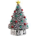 Reed and Barton Topiary Tree Silver Musical