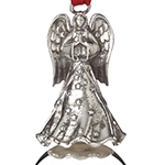 Reed and Barton 2017 Noel Musical Bell Christmas Angel Decoration | Reed and Barton Ornaments