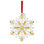 2018 Reed and Barton Annual Snowflake, 1st Edition Ornament
