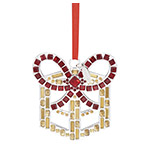 2018 Reed and Barton Annual Jeweled Gift Box Ornament