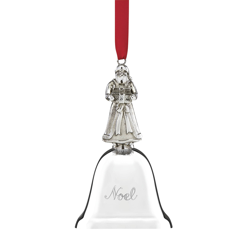 Reed And Barton Christmas Bell