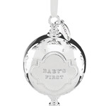 2019 Reed and Barton Baby's First Christmas, Rattle Christmas Tree Decoration | Reed and Barton Ornaments