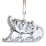 2014 Reed and Barton Francis I Annual Sterling Silver Christmas Ornament