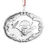 2015 Reed and Barton Francis I Songs of Christmas Sterling Silver Christmas Ornament