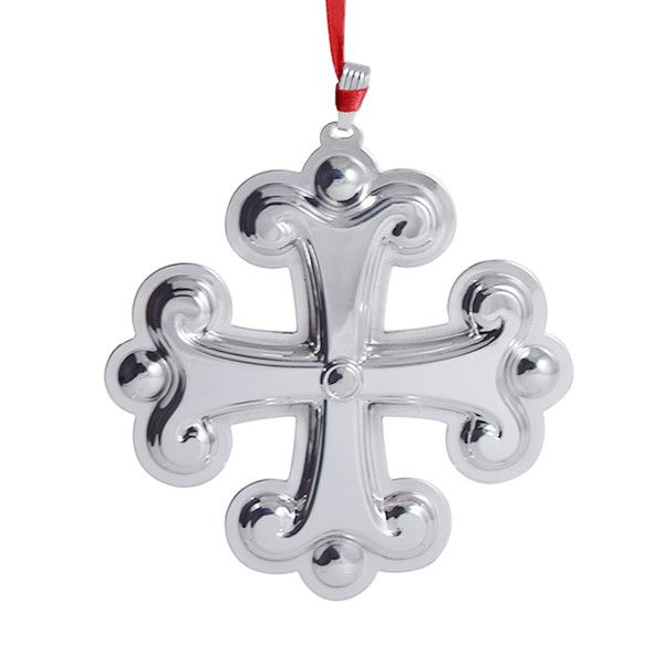 2015 Reed & Barton Annual Christmas Cross Sterling Silver ...