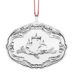 2016 Reed and Barton Francis I Songs of Christmas Sterling Silver Ornament
