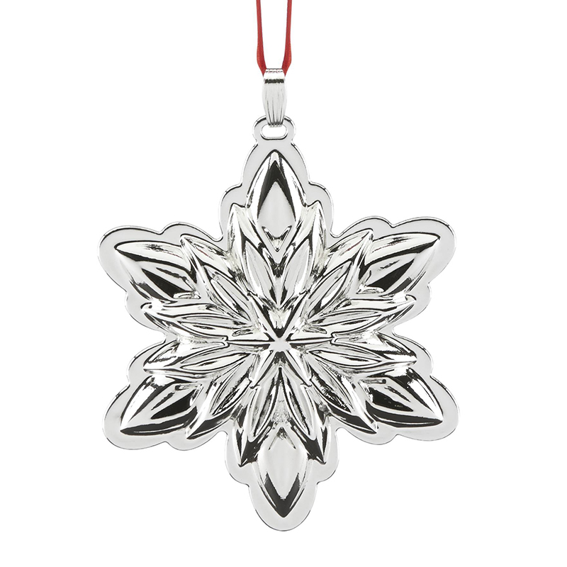 Holiday Star Ornament 2017 | Reed and Barton Christmas Ornament ...