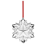 2018 Reed and Barton Holiday Star Sterling Silver Ornament