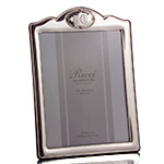 Ricci 50th Anniversary Sterling Silver Picture Frame