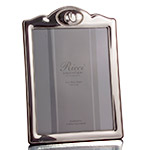 Ricci Joined Together Sterling Silver Picture Frame
