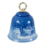 2015 Royal Copenhagen Bing and Grondahl Annual Christmas Bell