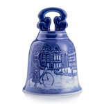 2016 Royal Copenhagen Annual Christmas Bell
