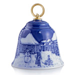 2016 Royal Copenhagen Bing and Grondahl Annual Christmas Bell